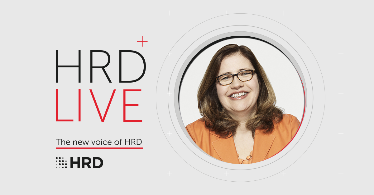 Vision, Values and Transformation – The HP Way: HRD Live Podcast with Tracy Keogh, CHRO, HP