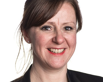 A cropped headshot of Odeon and UCI Group's Kathryn Pritchard.